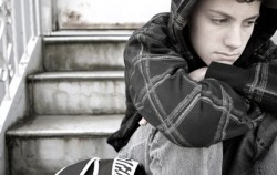 Antisocial behavior is a sign of opiate use.