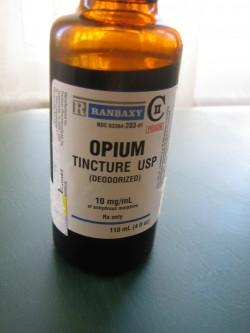 opium uses